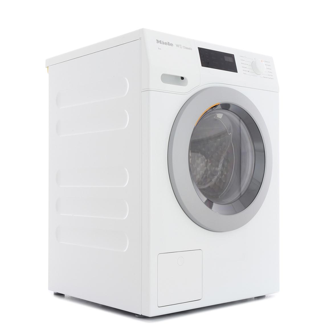 buy miele wdb030 eco white washing machine wdb030ecowhite marks electrical. Black Bedroom Furniture Sets. Home Design Ideas