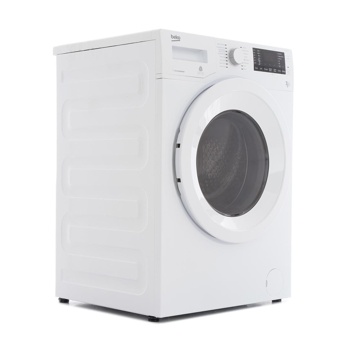 Buy Beko WDC7523002W Washer Dryer - White | Marks Electrical