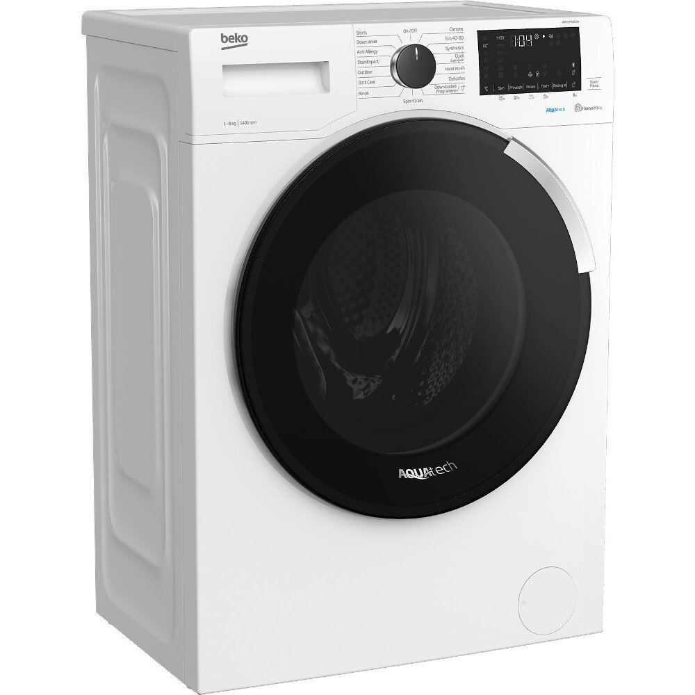 Beko WEC84P64E2W Washing Machine