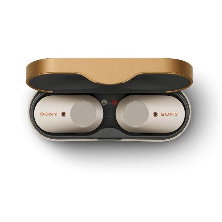 Sony WF-1000XM3 Wireless Noise Cancelling Headphones