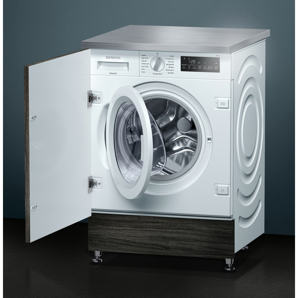 Buy Siemens WI14W500GB iQ700 Integrated Washing Machine ...