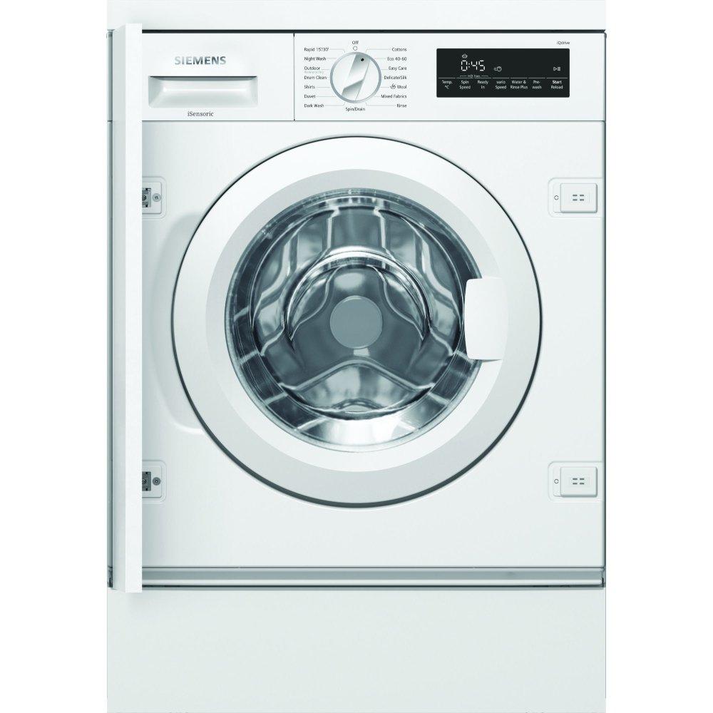 Siemens WI14W501GB Integrated Washing Machine