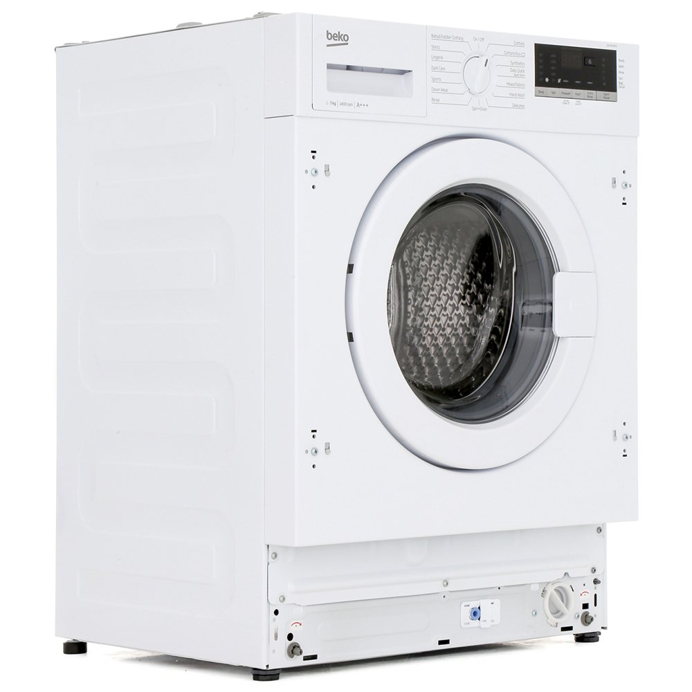Beko WIC74545F2 Integrated Washing Machine