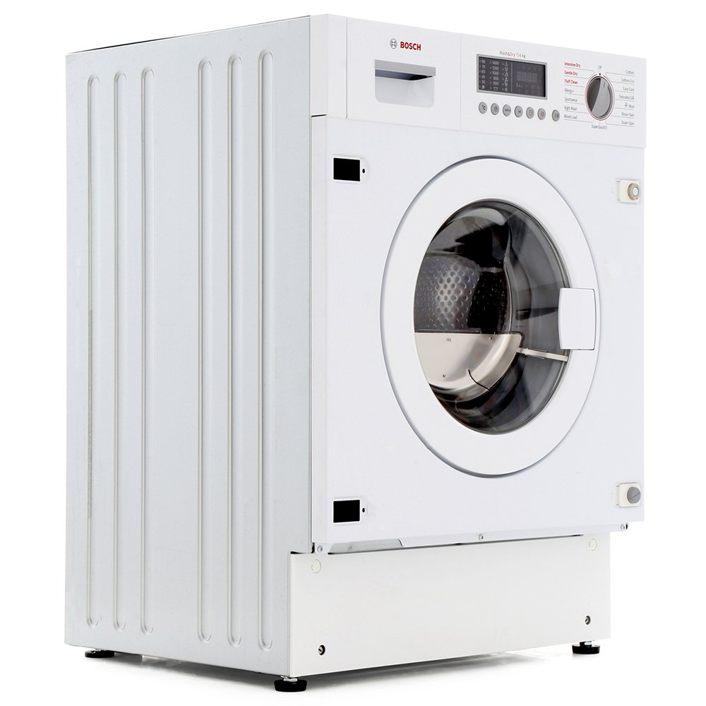 Bosch Serie 6 WKD28541GB Integrated Washer Dryer