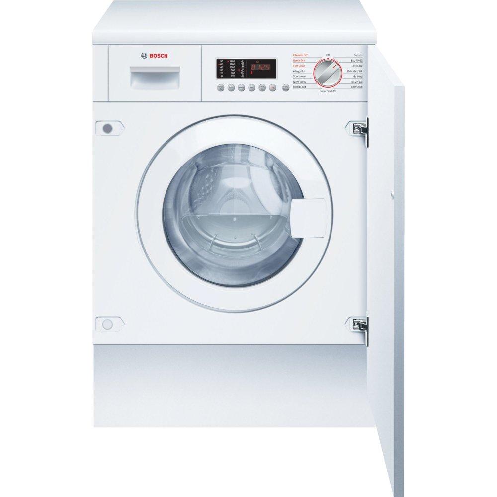 Bosch Serie 6 WKD28542GB Integrated Washer Dryer