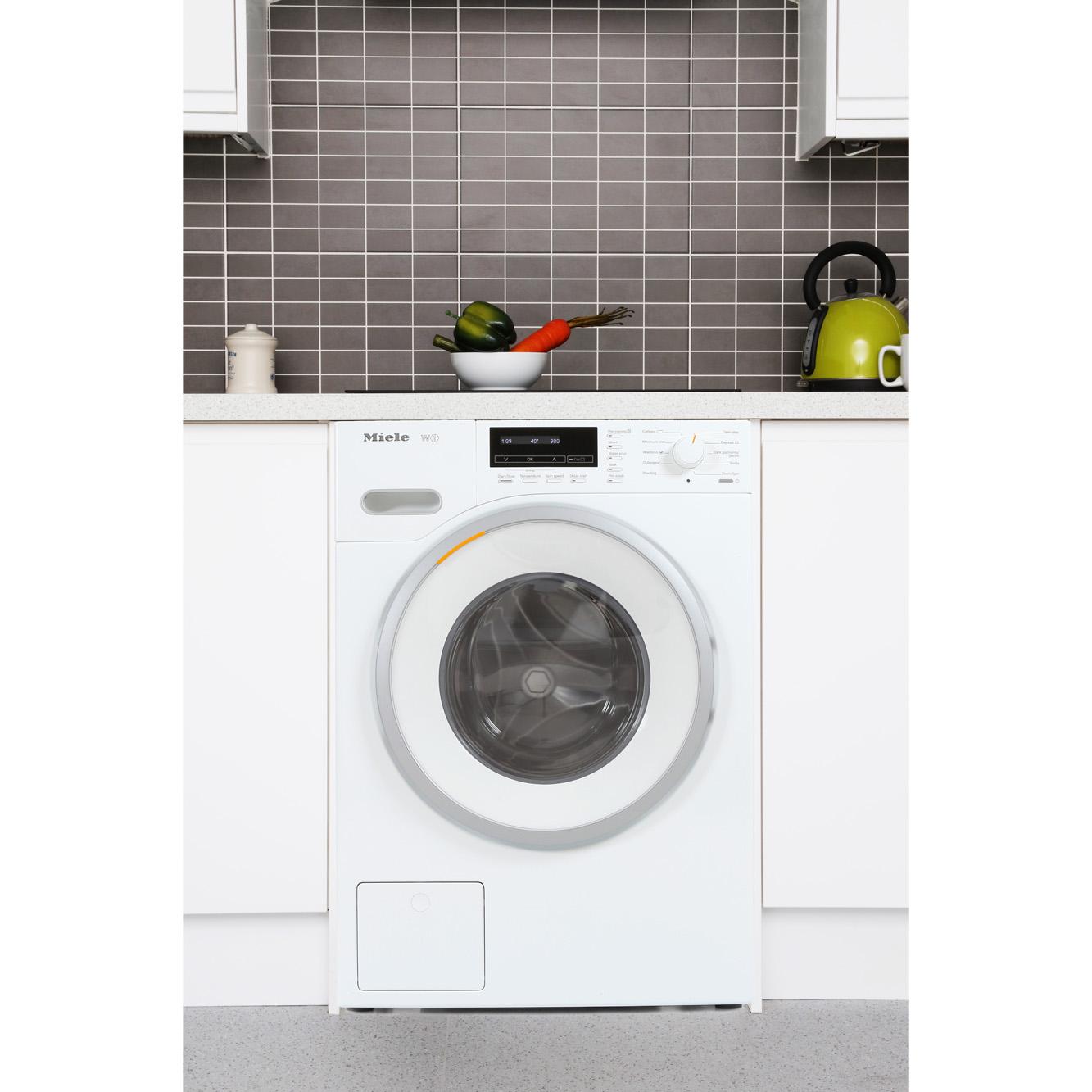 Buy Miele W1 - WhiteEdition WMB120 Washing Machine (WMB120 ...