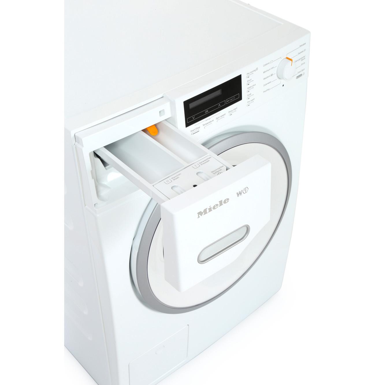 miele w1 washing machine manual