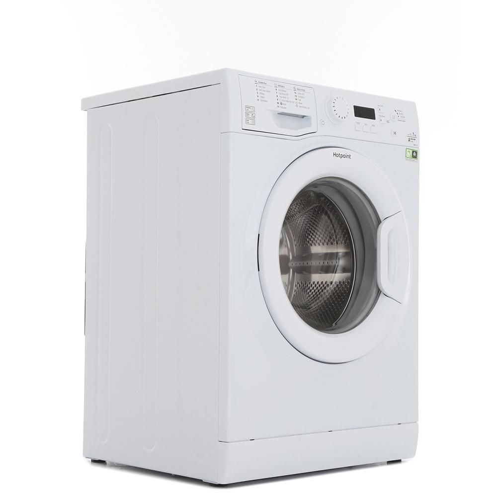 Buy Hotpoint Wmbf763p Washing Machine White Marks Electrical Hoover Motor Wiring Diagram