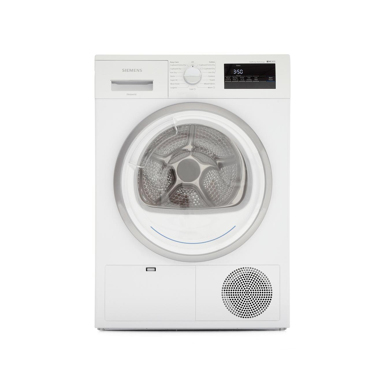 buy siemens wt45h200gb condenser dryer white marks electrical. Black Bedroom Furniture Sets. Home Design Ideas