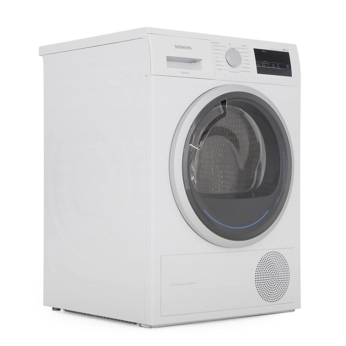 Siemens iQ300 WT45M232GB Condenser Dryer with Heat Pump Technology