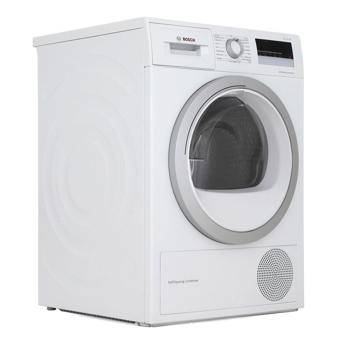 Bosch Serie 4 WTW85231GB Condenser Dryer with Heat Pump Technology