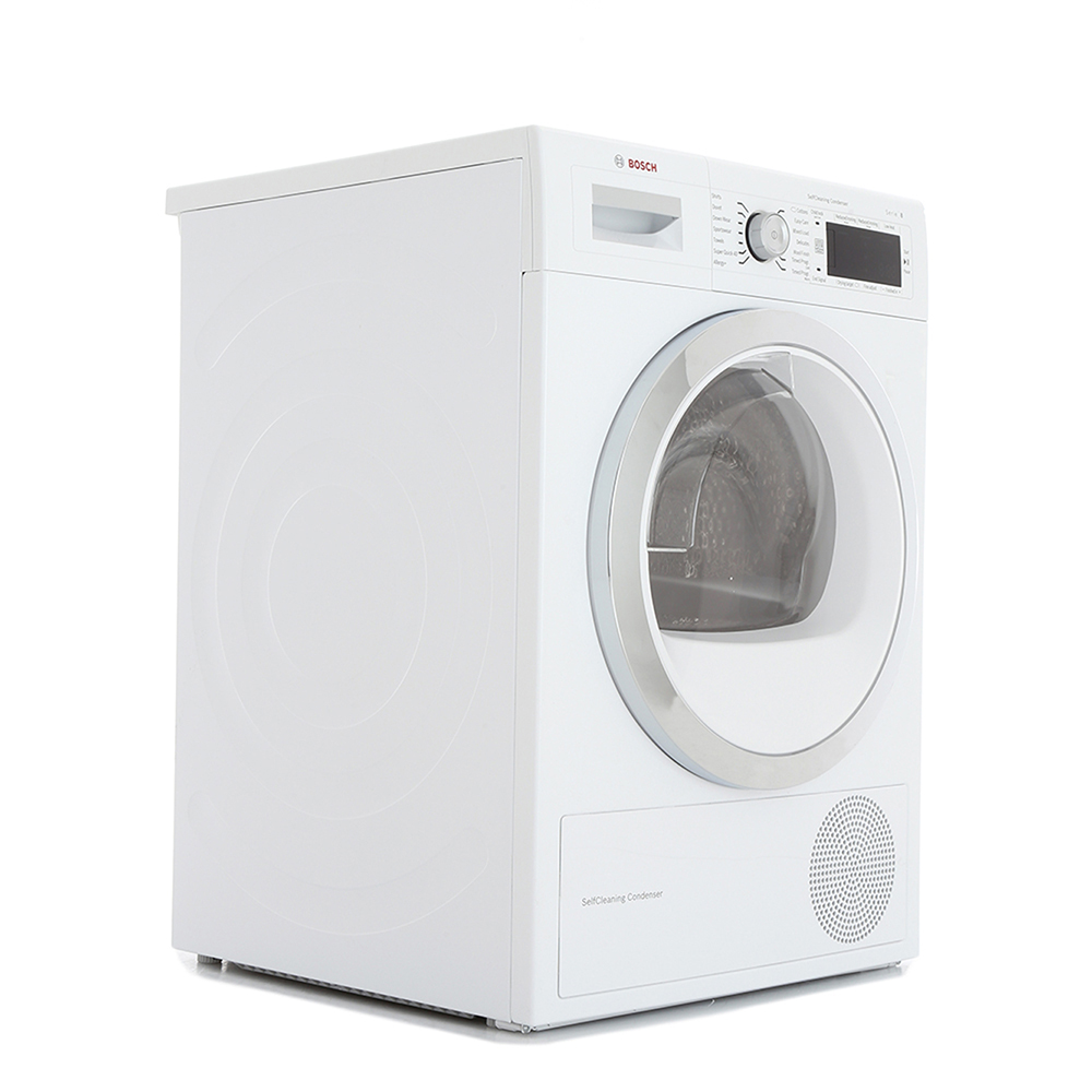buy bosch serie 8 wtw87560gb condenser dryer wtw87560gb white marks electrical. Black Bedroom Furniture Sets. Home Design Ideas