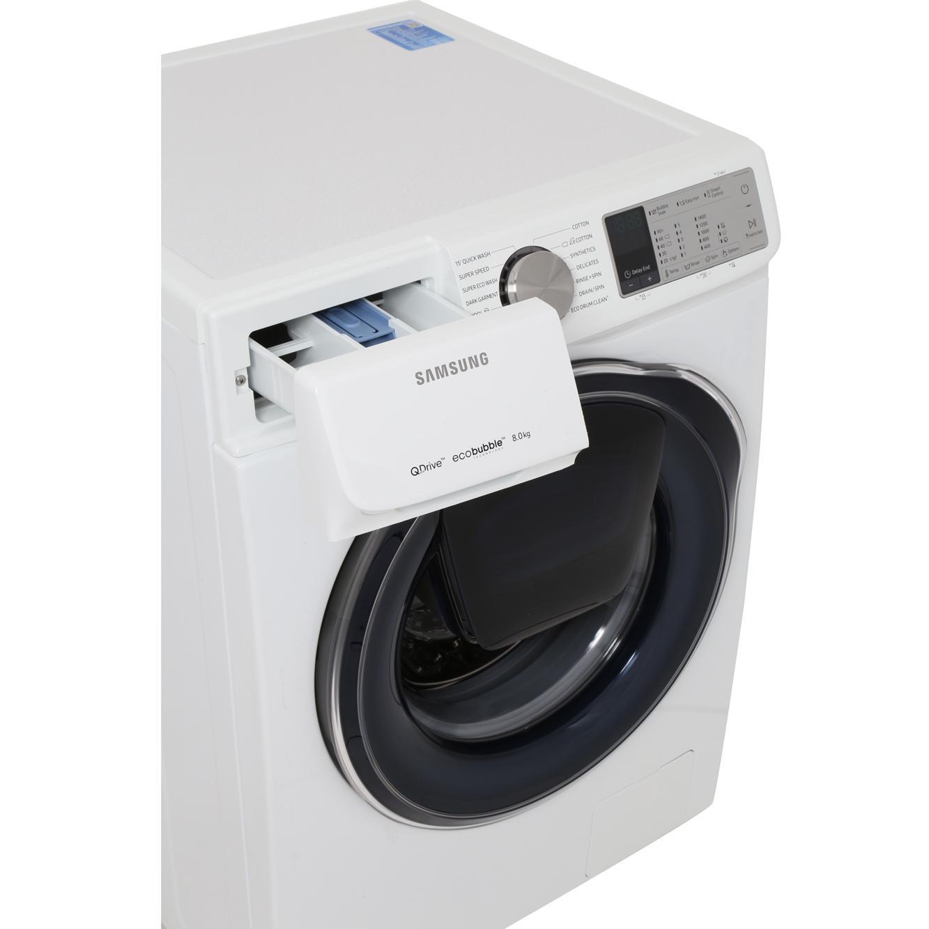 buy samsung quickdrive ww80m645opa 8 kg washing machine. Black Bedroom Furniture Sets. Home Design Ideas