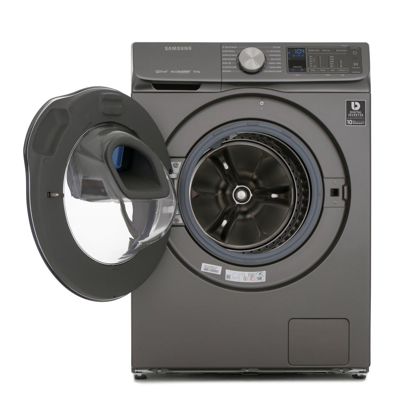 buy samsung quickdrive ww90m645opo 9 kg washing machine. Black Bedroom Furniture Sets. Home Design Ideas