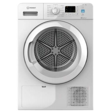 Indesit YT M10 71 R UK Condenser Dryer with Heat Pump Technology