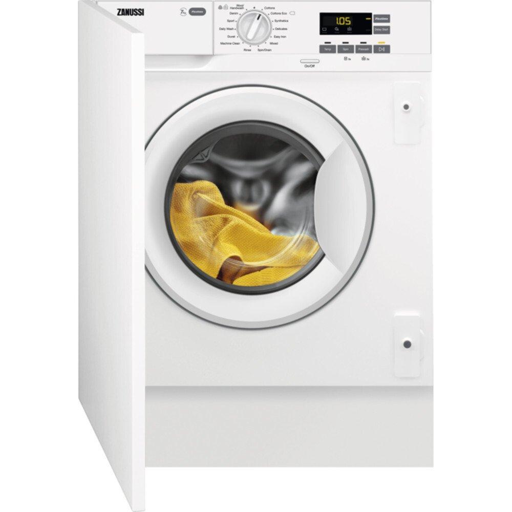 Zanussi Z712W43BI Integrated Washing Machine