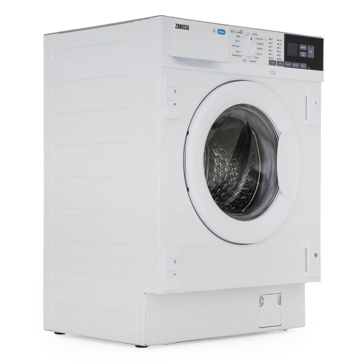 Zanussi Z814W85BI Integrated Washing Machine