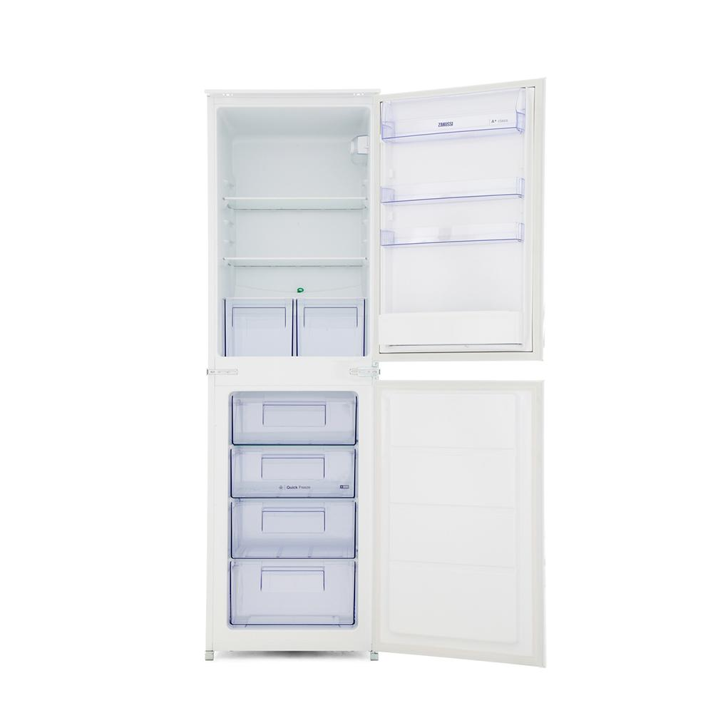 Buy Zanussi ZBB27450SA Integrated Fridge Freezer - White | Marks Electrical