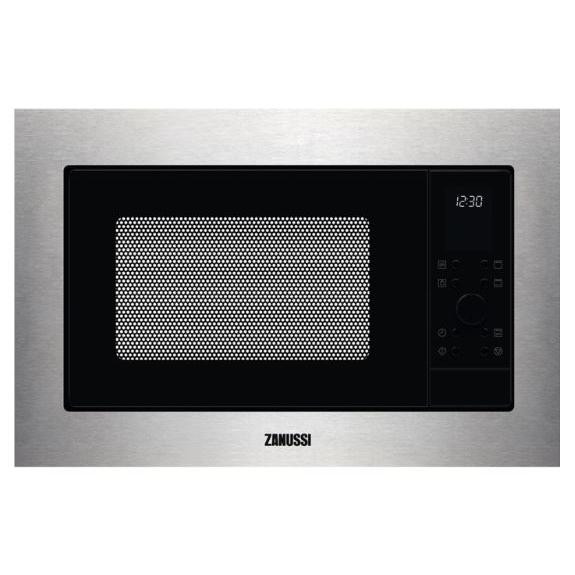 Zanussi ZMSN7DX Built In Microwave with Grill