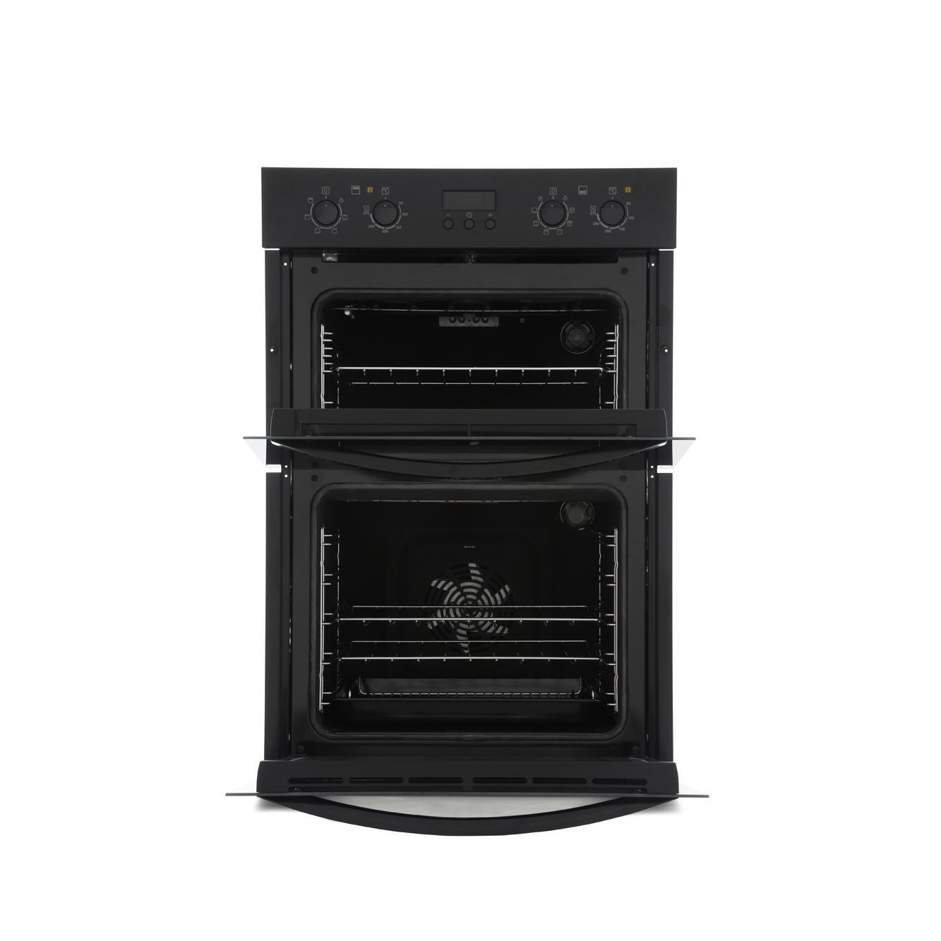 Buy Zanussi Zod35712bk Double Built In Electric Oven