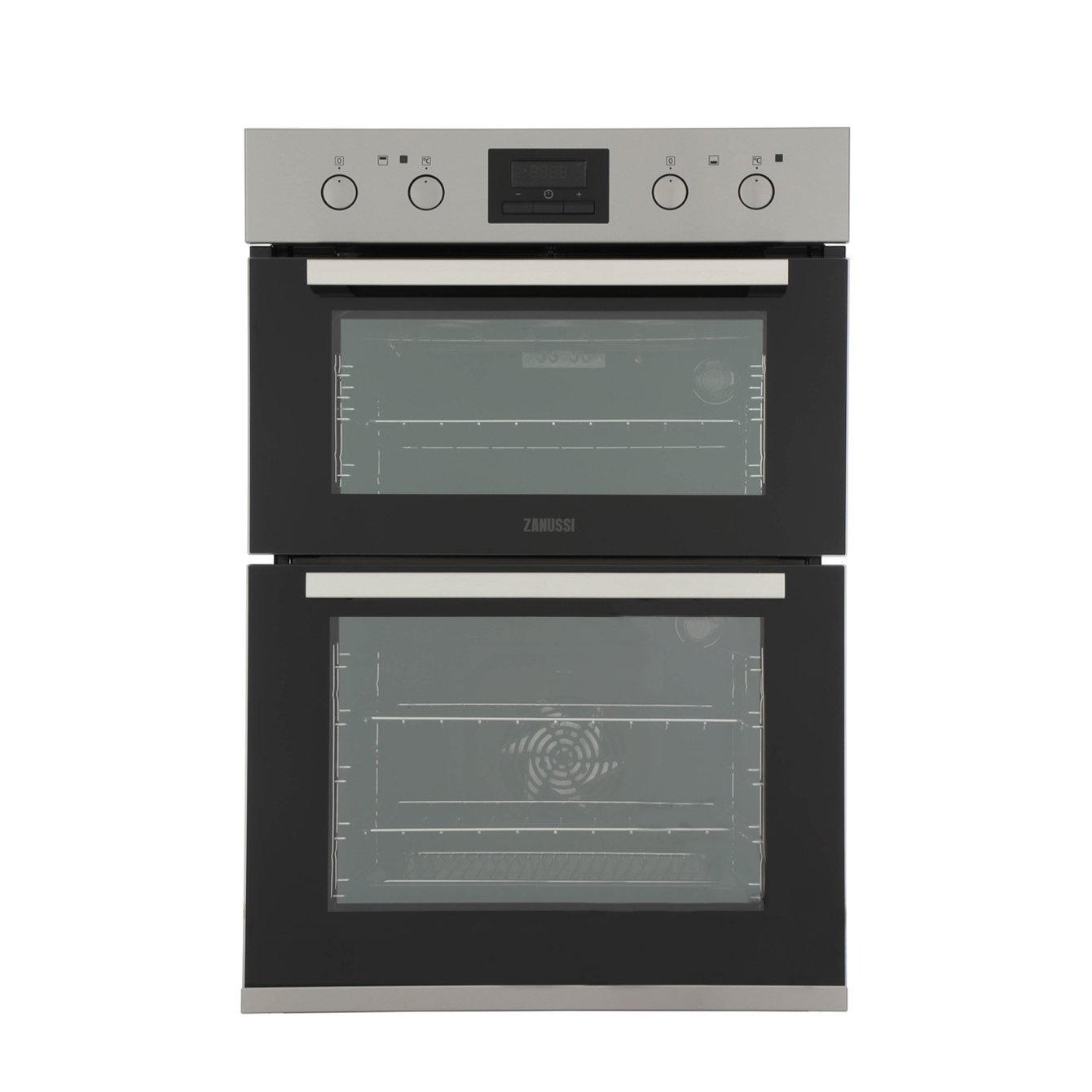 Zanussi ZOD35802XK Double Built In Electric Oven