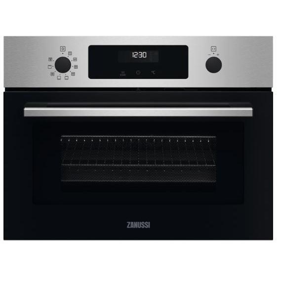 Zanussi ZVENM6X2 Built In Combination Microwave