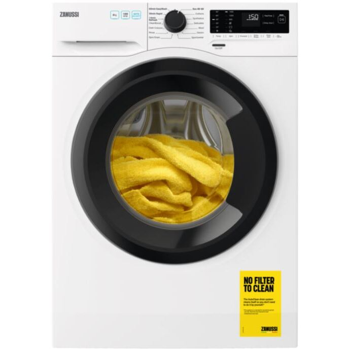 Zanussi ZWF843A2DG Washing Machine