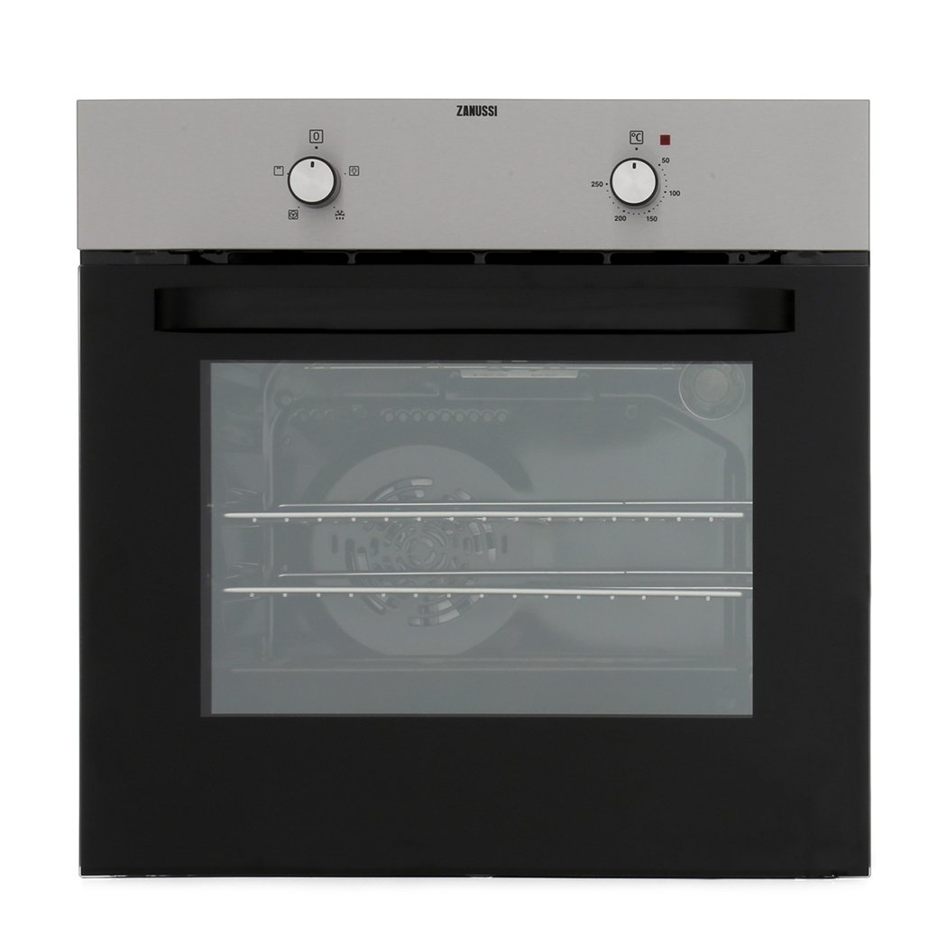 Zanussi ZZB30401XK Single Built In Electric Oven