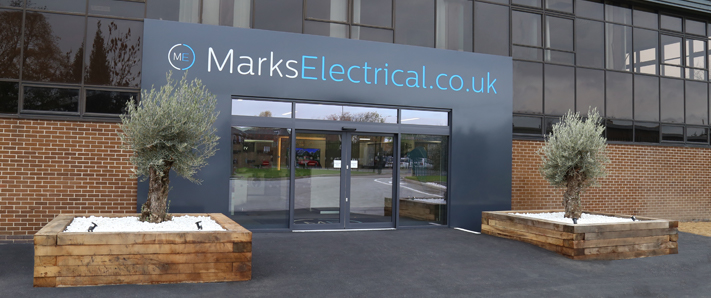 Marks Electrical Shop Front