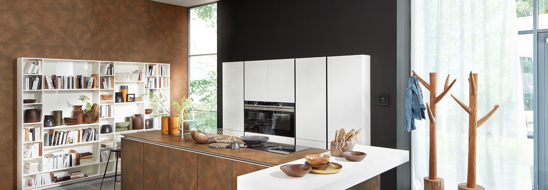 Modern Kitchens from Marks Electrical