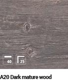 Dark Mature Wood