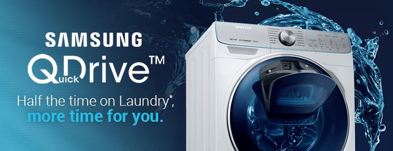 Samsung QuickDrive Range