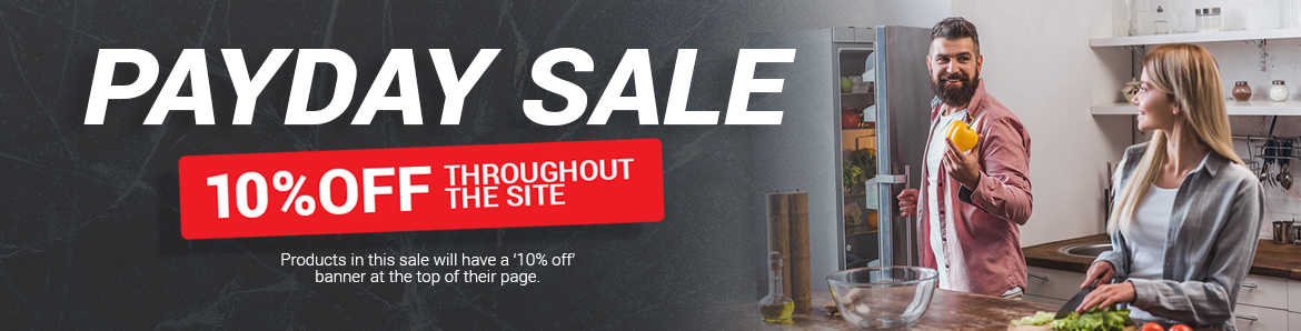 10% Payday Sale