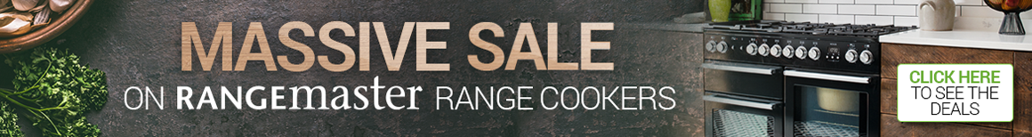 Massive Sale on Rangemaster Range Cookers