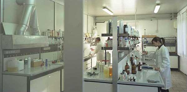 Laboratorio Nuova Adler