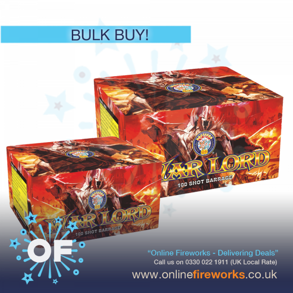 War-Lord-BULK-DEAL-by-Brother-Pyrotechnics-from-Online-Fireworks