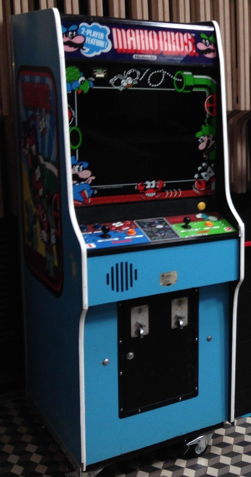 borne arcade originale