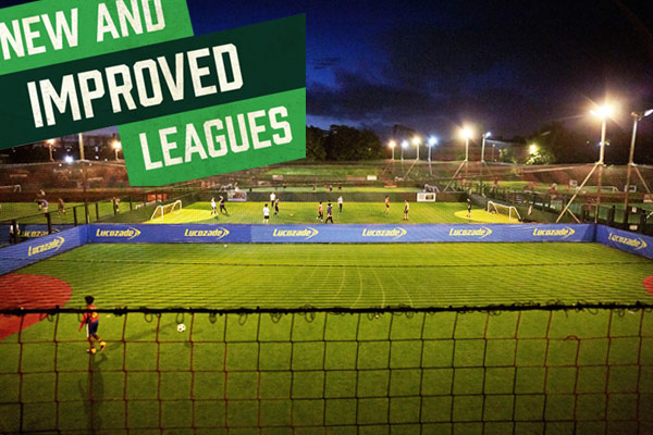 Powerleague 5 a side football, kids parties and leagues