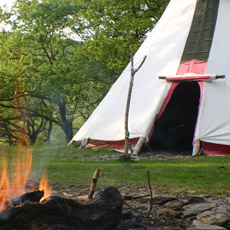 Soul Spa Tipi Retreat for Two