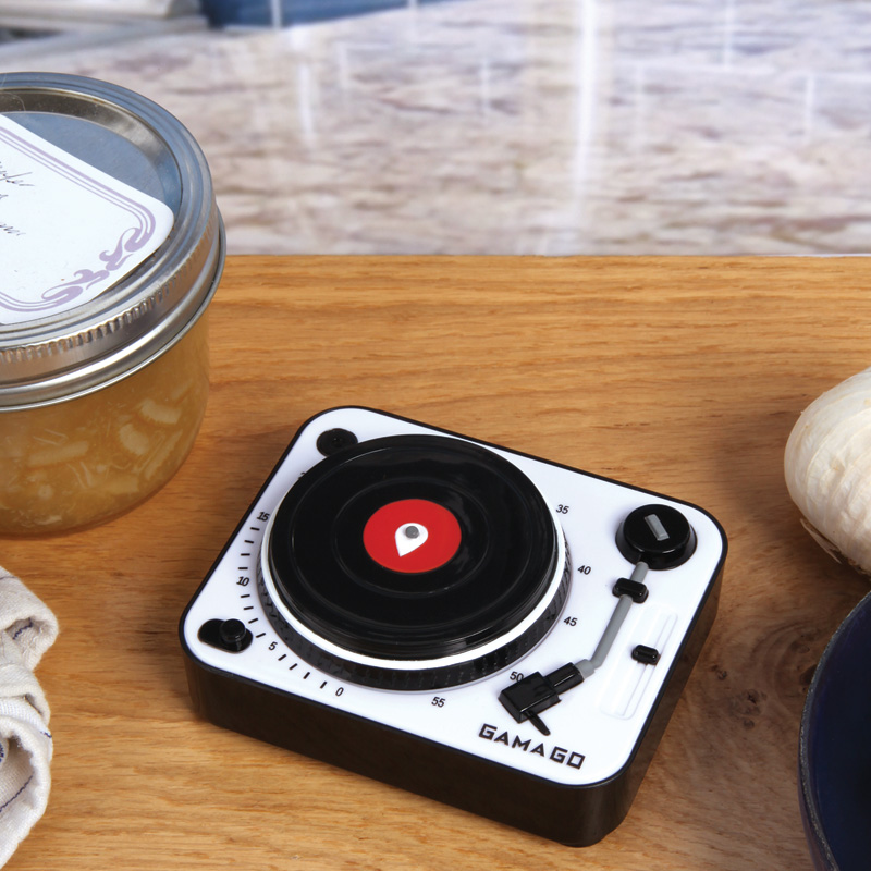turntable kitchen timer - buy from prezzybox