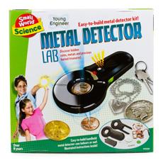 Build A Metal Detector