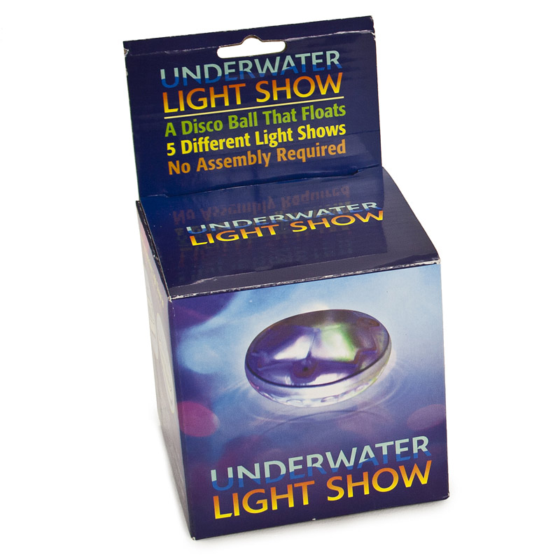 Underwater Light Show