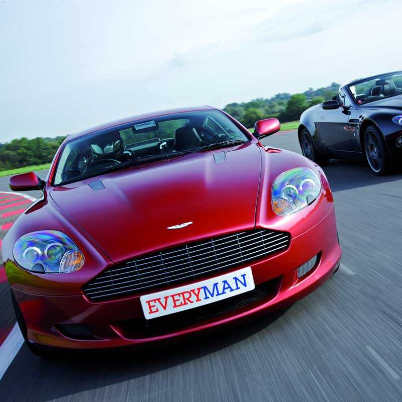 Aston Martin DB9 Experience - 20 Locations