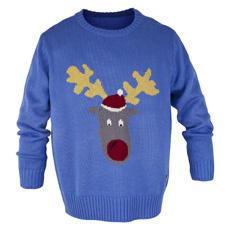 Christmas Jumper - Reggie Reindeer - Small