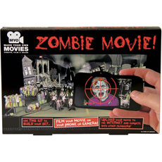 Zombie Movie Making Kit
