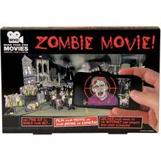 Zombie Movie Making Kit