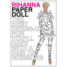 Rihanna Paper Doll