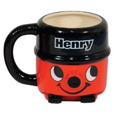 Henry Shaped Mug