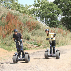 Weekend Segway Rally for Two Special Offer
