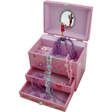 Wish Upon A Star - Fairy Musical Jewellery Box